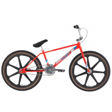 "HARO 2016 Freestyler 24"" FST Mag complete bike RED 21.75 21.75"" BRIAN BLYTHER"