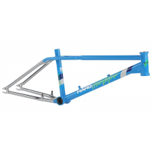 "HARO 2016 SPORT LINEAGE 21 BLUE CHROME 21"" TT"