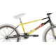 "2017 HARO MASTER FLATLAND FRAME EDITION 19.5 19.5"" CHROME BLACK YELLOW"