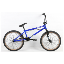 2019 HARO DOWNTOWN DLX 20.5 RIDE MOVIE EDITION BLUE COMPLETE BIKE