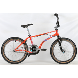"DEPOSIT PRE ORDER 26"" Haro 2021 Lineage Haro 2021 Lineage Air Master Complete Bike NEON RED"