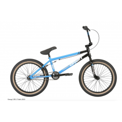 2019 HARO GROUP 1 RS-1 TRAILS COMPLETE BIKE BLUE BLACK RSA