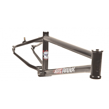 S&M STEEL PANTHER RACE FRAME GLOSS BLACK