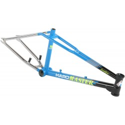 2017 HARO MASTER LINEAGE FRAME CHROME BLACK BLUE 20.5 20.75 21