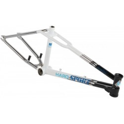 2017 HARO SPORT LINEAGE FRAME CHROME BLACK WHITE 20.5 20.75 21