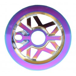 STRANGER STRANGERGRAM SPROCKET GUARD 25 T TRIPPY DIP 25T OIL SLICK RAINBOW
