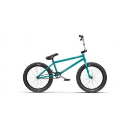 WE THE PEOPLE 2016 VOLTA 21 BEL AIR GREEN COMPLETE BMX BIKE GLOSSY TEAL