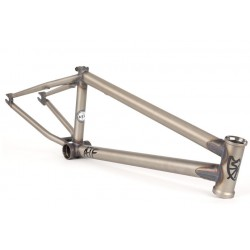 S&M 22 INCH ATF FRAME 22.125 PRIMER RAW CLEAR COAT