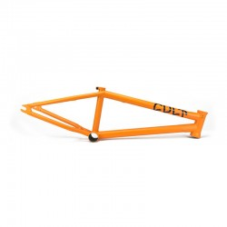 CULT CREW OS 18 FRAME ORANGE BMX
