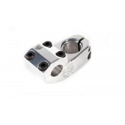 S&M BIKES ENDURO V.2 52 MM POLISHED SILVER STEM 52MM