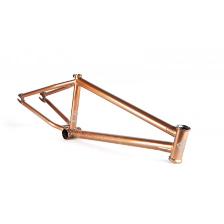 "FIT WIFI V.2 COPPER GODDESS FRAME 21 BMX BIKE CO 21"" V2"