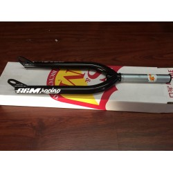 S&M 20 INCH TAPERED RACE XLT 20 mm DUB BLACK FORK