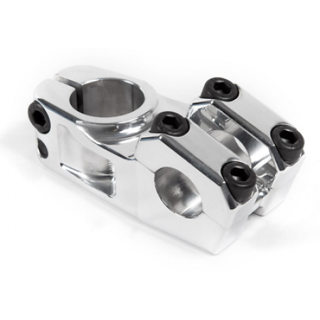 S&M BIKES RACE XLT STEM POLISHED SILVER 57