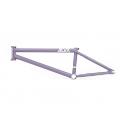 BSD ALVX V3 PURPLE HAZE 21 ALEX DONNACHIE BMX BIKE FRAME