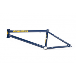 BSD RAIDER V3 PACERS BLUE 21 DAVID GRANT BMX BIKE FRAME