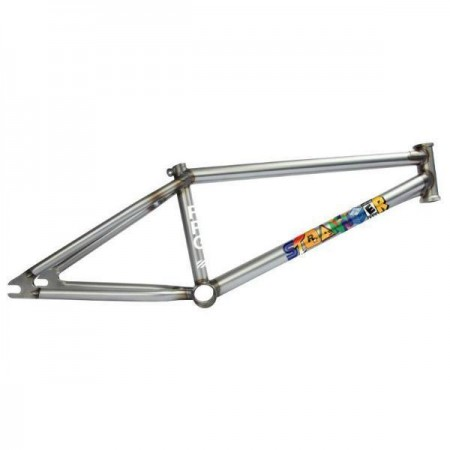 STRANGER BMX BIKE RPG 21 MATTE RAW FRAME