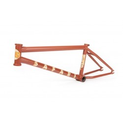 BSD SAFARI 21 SOIL REED STARK BMX BIKE FRAME