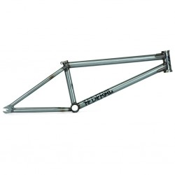 FEDERAL BIKES BRUNO V2 RAW 20.85 BMX BIKE FRAME