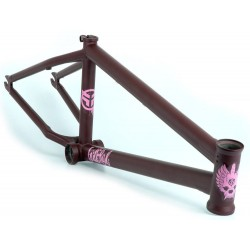 FEDERAL BIKES ANTHONY PERRIN FRAME 20.75 MATTE DARK BROWN ICS