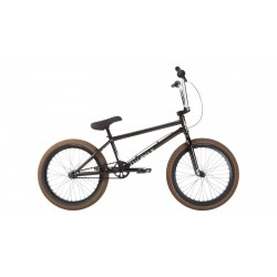 2019 FIT BIKE CO TRL HARTI 21.25 TRANS BLACK COMPLETE CHRIS HARTI SIGNATURE BMX BIKE