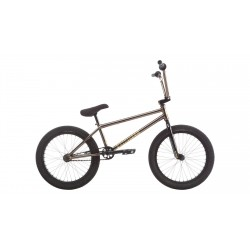 2019 FIT BIKE CO HOMAN 21 SMOKE CHROME COMPLETE VAN HOMAN SIGNATURE BMX BIKE