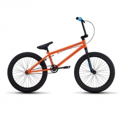 REDLINE BIKES 2018 RIVAL ORANGE 19TT COMPLETE BMX BIKE
