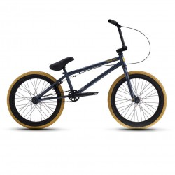 REDLINE BIKES 2018 RECON BLUE GREY 20.4TT COMPLETE BMX BIKE