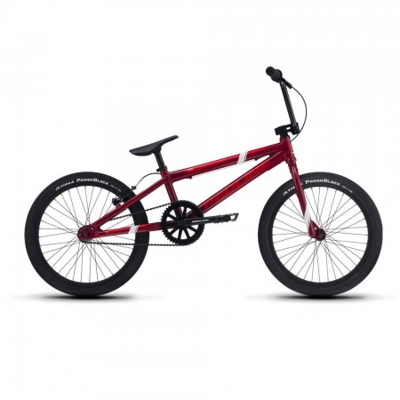 REDLINE BIKES 2018 MX 24 GLOSS RED 21.8TT COMPLETE BMX RACE BIKE
