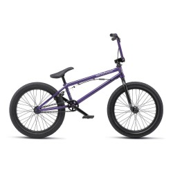 WE THE PEOPLE 2019 VERSUS 20.65 GALACTIC PURPLE COMPLETE BMX BIKE