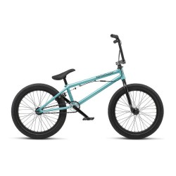 WE THE PEOPLE 2019 VERSUS 20.65 METALLIC MINT GREEN COMPLETE BMX BIKE