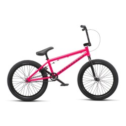 WE THE PEOPLE 2019 NOVA 20 BUBBLE GUM COMPLETE BMX BIKE