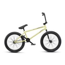WE THE PEOPLE 2019 REASON 20.75 CANARY YELLOW COMPLETE BMX BIKE