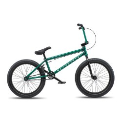 WE THE PEOPLE 2019 ARCADE 20.5 TRANS GREEN COMPLETE BMX BIKE