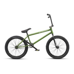 WE THE PEOPLE 2019 CRYSIS 21 TRANS OLIVE COMPLETE BMX BIKE