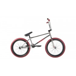 2019 FIT BIKE CO TOM DUGAN 20.75 CHROME COMPLETE BMX BIKE
