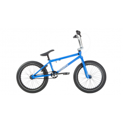 2019 FIT BIKE CO EIGHTEEN 18 MATTE BLUE COMPLETE BMX BIKE