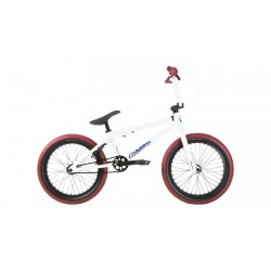 2019 FIT BIKE CO EIGHTEEN 18 PEARL WHITE COMPLETE BMX BIKE