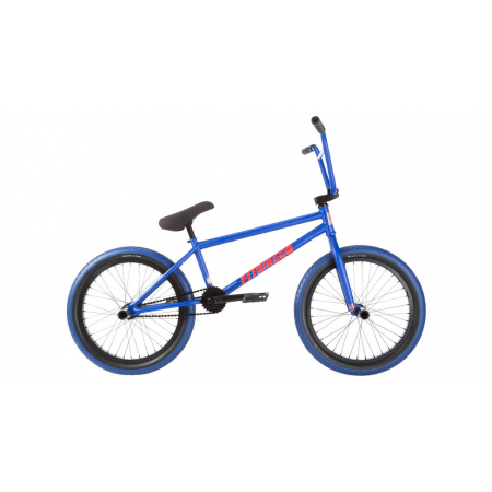 2019 FIT BIKE CO NORDSTROM FC 21 MIDNIGHT BLUE SIGNATURE COMPLETE BMX BIKE