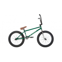 2019 FIT BIKE CO HANGO 21 TRANS GREEN SIGNATURE COMPLETE BMX BIKE