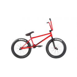 2019 FIT BIKE CO CORRIERE FC BRIGHT RED 20.5 SIGNATURE COMPLETE BMX BIKE