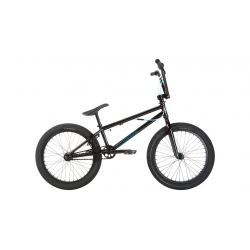 2019 FIT BIKE CO PRK 20 BLACK COMPLETE BMX BIKE