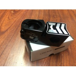 HARO 2018 HEVRON STEM 1 1/8 BLACK
