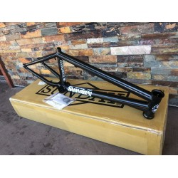 SUNDAY BIKES SOUNDWAVE V3 21.25 FRAME BLACK RUST PROOF