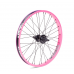 STOLEN BMX COMPLETE WHEEL SET FREECOASTER REAR FRONT COTTON CANDY PINK RHD HOT