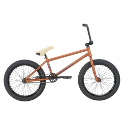 2018 PREMIUM DUO 20.5 COPPER COMPLETE BMX BIKE