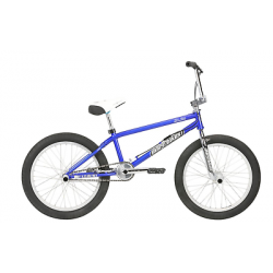 2019 HARO DAVE MIRRA PRO MODEL TRIBUTE 20.5 COMPLETE BIKE Y2K  BLUE