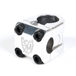 S&M BIKES REDNECK FLT STEM POLISHED SILVER FLATLAND 26mm