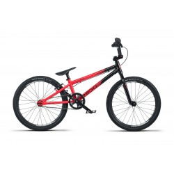 2019 RADIO RACELINE COBALT EXPERT 19.5 BLACK RED COMPLETE BMX RACE BIKE