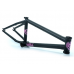FEDERAL BIKES ANTHONY PERRIN ICS BMX BIKE FRAME 21 MATTE BLACK