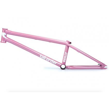 TALL ORDER BMX BIKE FRAME 187 REILLY GLOSS PINK 19.75 Sebastian Keep